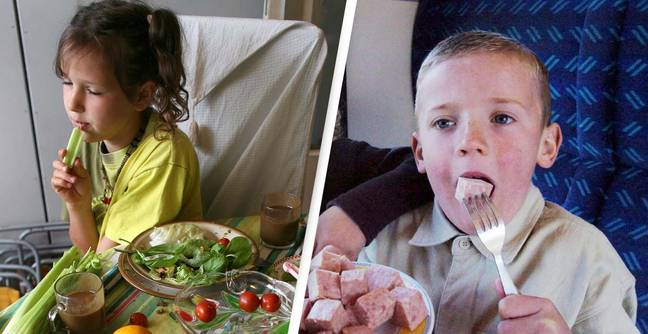 Children Are Much Shorter And Weaker When Raised On Trendy Vegan Diets, Study Shows
