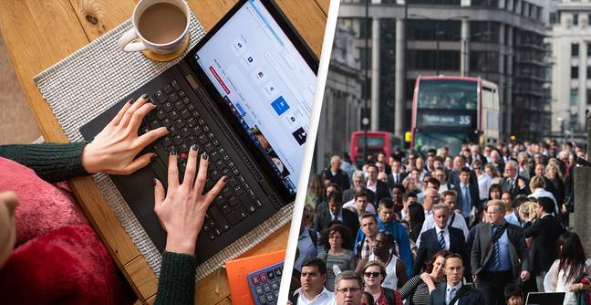 People Are Quitting Their Jobs Instead Of Giving Up Working From Home