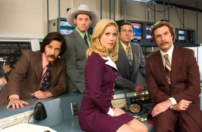 Anchorman (DreamWorks Pictures)
