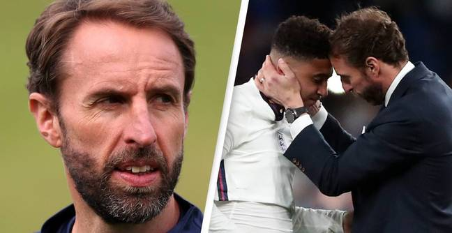 Gareth Southgate Speaks Out On 'Unforgivable' Racist Abuse