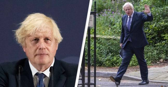 Boris Johnson Will Address The Nation Today From Self-Isolation