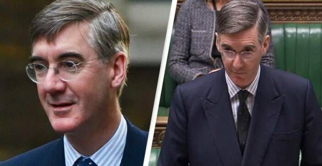 Jacob Rees Mogg Criticised For Using Racist Slur In House Of Commons