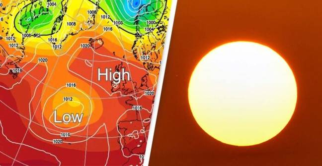 Met Office Has Predicted Yet Another Heat Wave To Sweep The UK In A Matter Of Weeks
