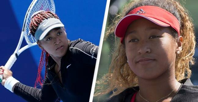 Naomi Osaka Lights Olympic Cauldron As Final Torch Bearer In Opening Ceremony