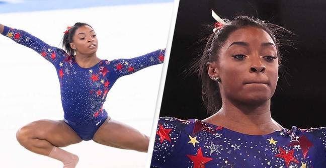 Simone Biles Forced Out Of Team Competition At Olympics