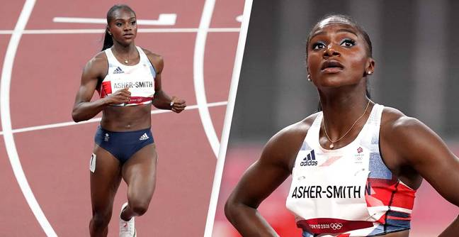 Dina Asher-Smith Pulls Out Of The 200m
