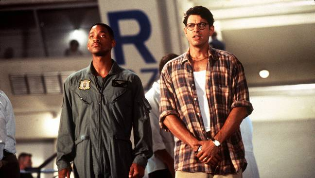 Will Smith and Jeff Goldblum in Independence Day (20th Century Fox)
