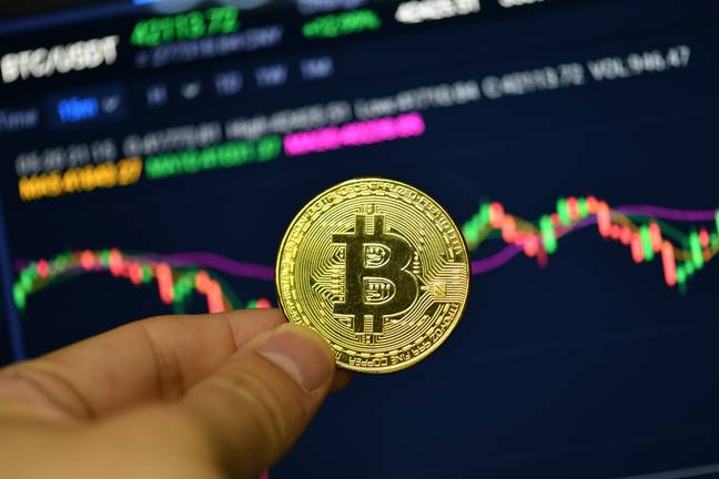 Bitcoin rose to $39,000 following Amazon speculation (PA Images)