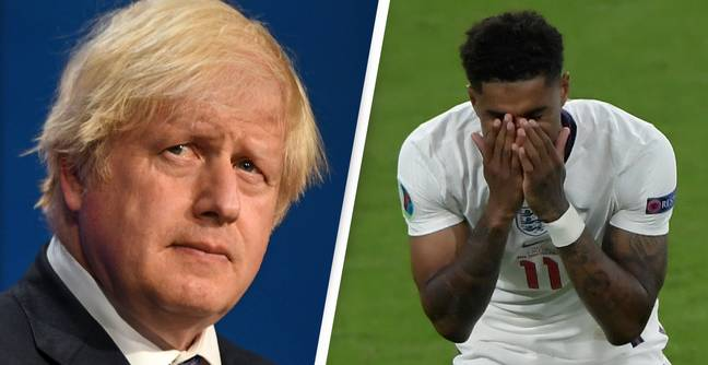 Boris Johnson Dodges Question When Asked If He Would Take Knee In Support Of Abused Players