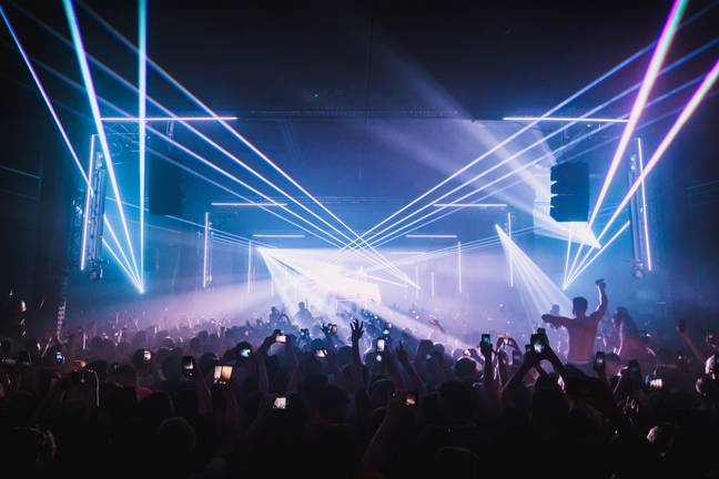 The Warehouse Project returns in September. (The Warehouse Project)