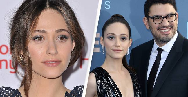 Emmy Rossum Says Her Daughter Was Born With Covid Antibodies