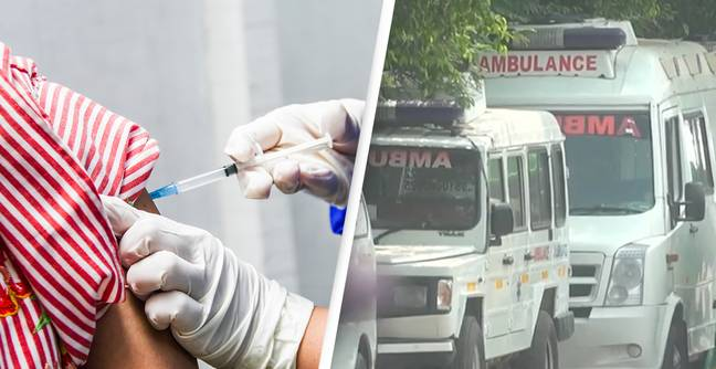 Fake Vaccine Site Found To Have Injected Thousands With Salt Water