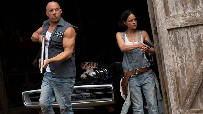 Fast and Furious 9. (Universal Pictures)