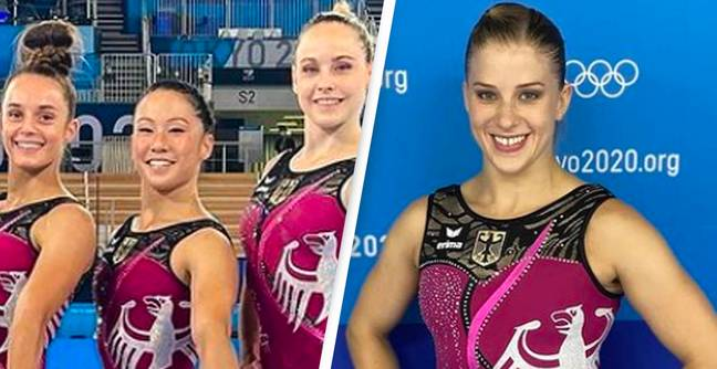 German Athletes Debut Unitards In Protest Against Sexualisation Of Gymnastics