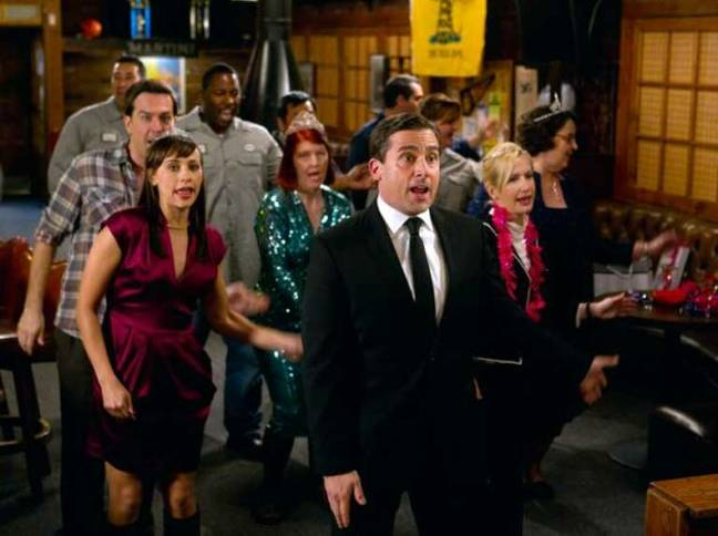 Still from The Office ( NBC Universal Television Distribution)