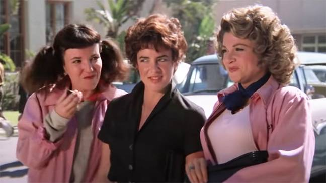 Pink Ladies in Grease (Paramount Pictures)