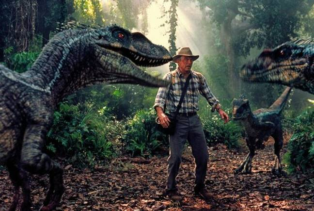Jurassic Park 3 (Universal Pictures)