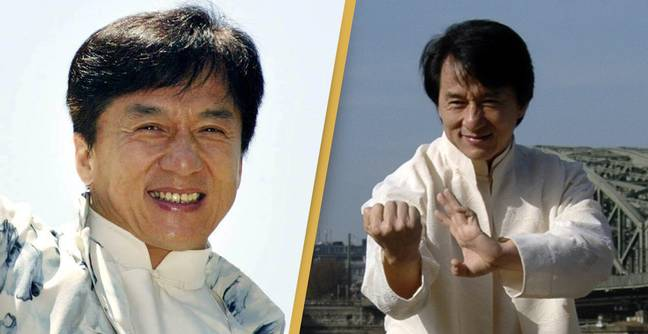 Jackie Chan Wants To Join The Communist Party of China