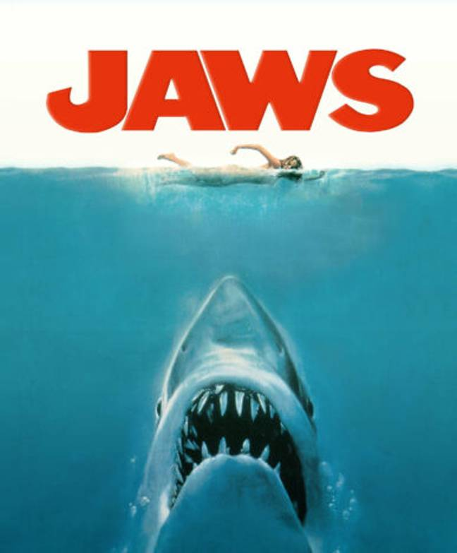 Jaws movie poster (Universal Pictures)