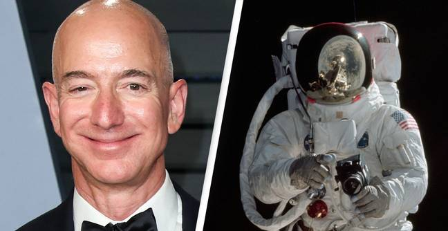 Jeff Bezos Offers NASA Billions To Take Over Its Lunar Landing Contract