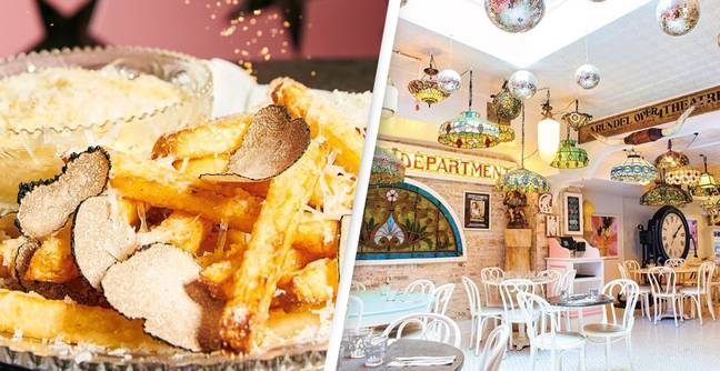 Restaurant In NYC Breaks Record For Most Expensive French Fries And The Price Is Insane