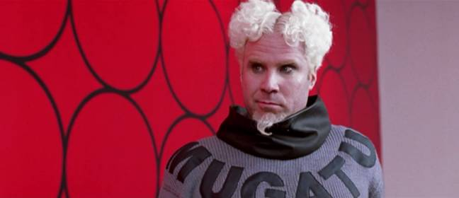 Zoolander Will Ferrell (Paramount Pictures)