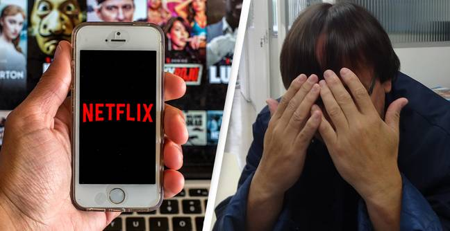 Guy Found Out His Wife Was Cheating Via Netflix