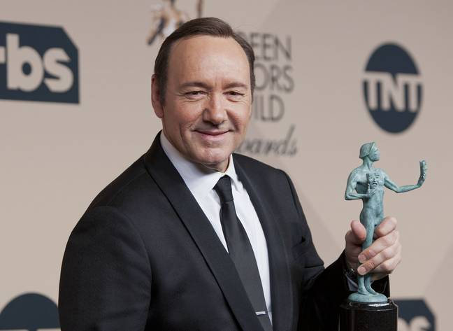 Kevin Spacey (PA)