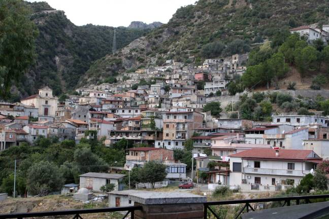 Calabria in Italy is offering people thousands to move to the region (PA Images)