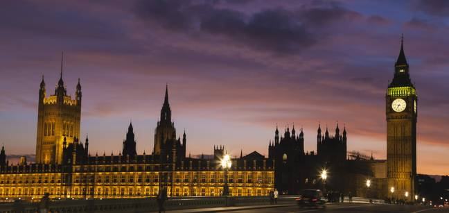 Houses of Parliament PA)