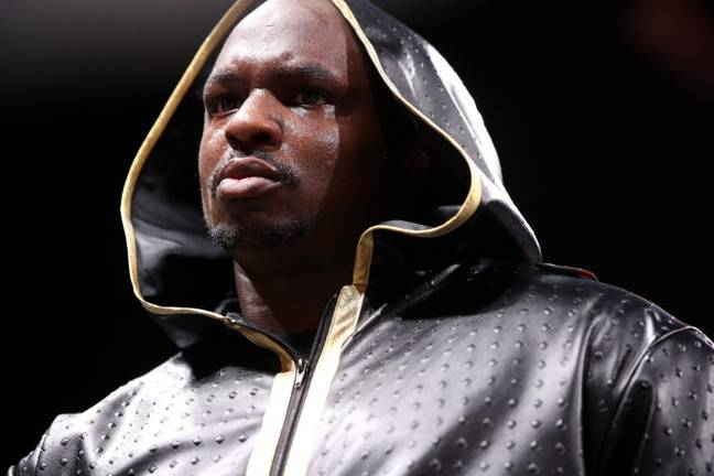 Dillian Whyte (PA Images)