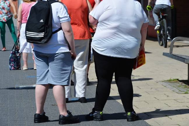Two-thirds of UK adults are overweight or obese (PA Images)