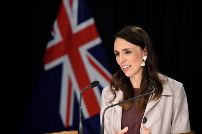 Jacinda Ardern said New Zealand had chosen to allow a former Isis bride to return (PA Images)