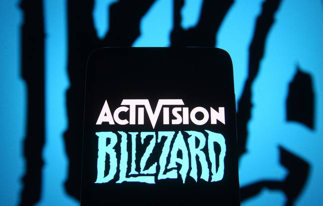 Activision Blizzard stock image (PA)