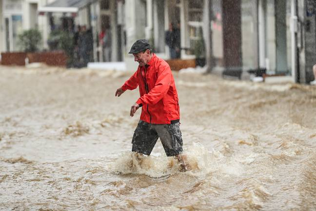 The impact of floods could have a severe impact over time. (PA Images)