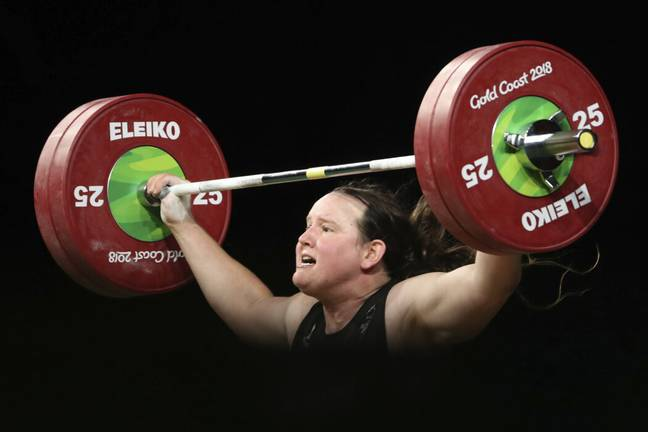 Laurel Hubbard will compete in Tokyo (PA Images)