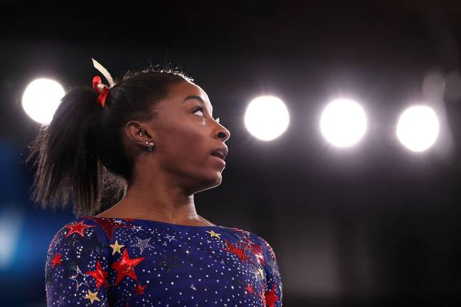 Simone Biles withdraws from team gymnastics final due to 'mental issue' (PA Images)