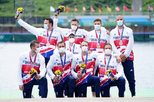 Team GB row (PA Images)