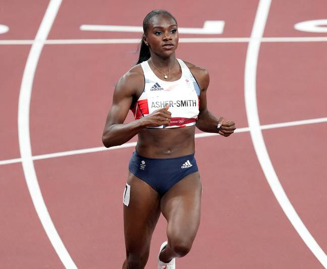Dina Asher-Smith (PA Images)
