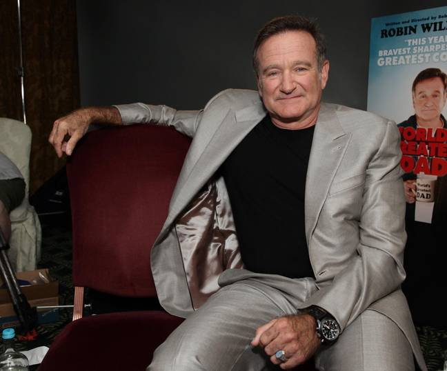 Robin Williams (PA Images)