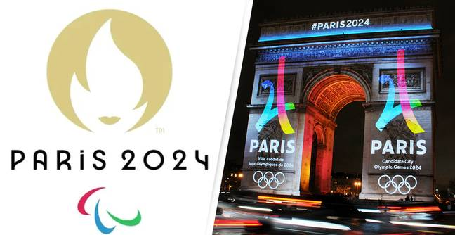Paris 2024 Olympic Logo Is Getting Roasted For Looking Like A 'Karen'