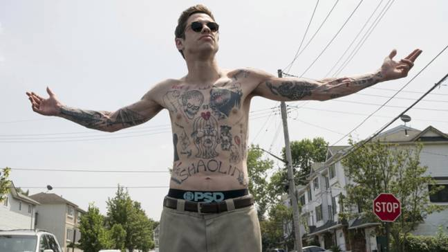 Pete Davidson in The King of Staten Island. (Universal Pictures)