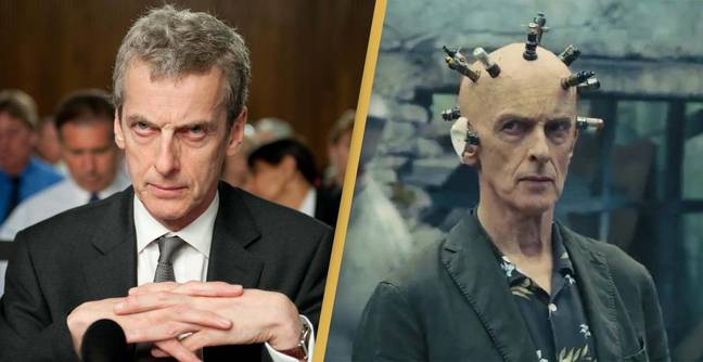 Peter Capaldi On Playing Supervillain 'Malcolm Tucker' In The Suicide Squad