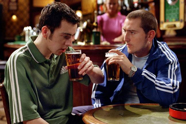 'Two Pints Of Lager And A Packet Of Crisps'  (BBC)