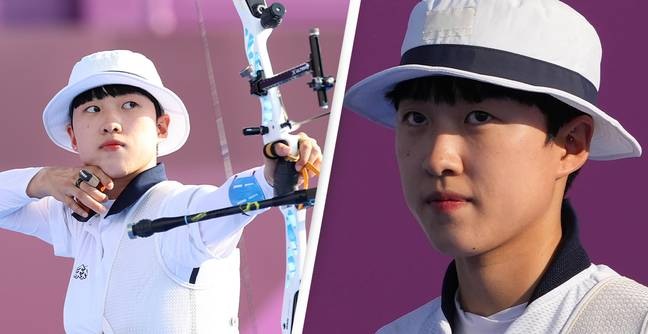 South Korean Archer's Hair Sparks Abuse From Outraged Misogynists