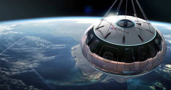 Space Perspective ship (Space Perspective)