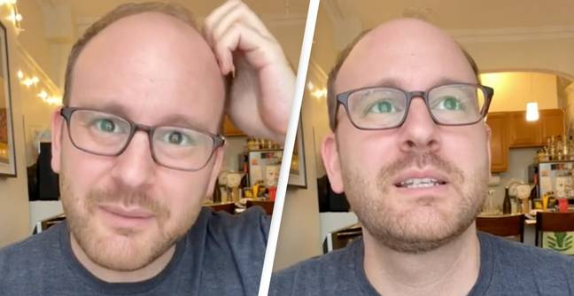 Man Horrified To Find Out He's The Main Image For When People Search 'White Guy'