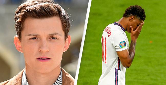 Tom Holland Blasts Racist Trolls Who Targeted England Players At Euro Final