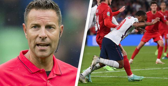 VAR Referee That Gave England Controversial Penalty Will Be Working The Euro Final