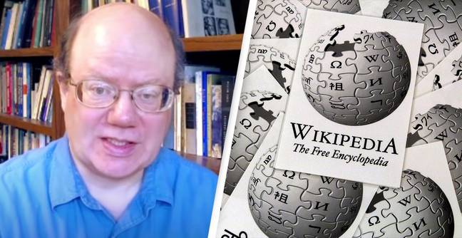 Wikipedia Co-Founder Claims Website Is Not 'A Reliable Source Of Truth'
